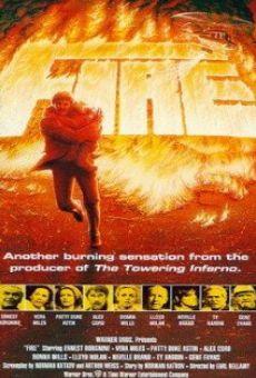 Ver película El bosque en llamas