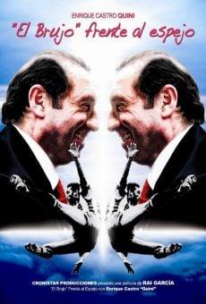 Ver película El Brujo frente al espejo