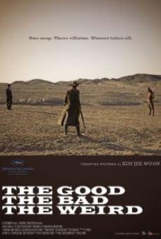 Película: El bueno, el malo y el raro