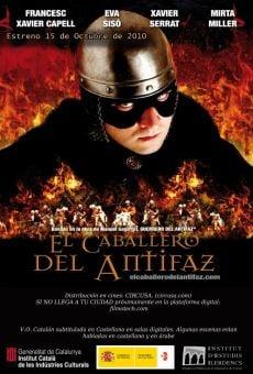 Ver película El caballero del antifaz