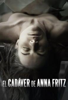 Ver película El cadáver de Anna Fritz