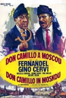 Ver película El camarada Don Camilo
