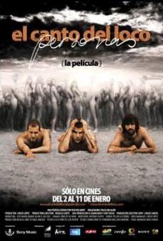 El Canto del Loco - Personas: La película online