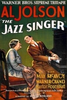 Ver película El cantor de Jazz