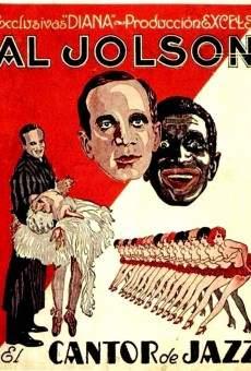 Ver película El cantor del circo
