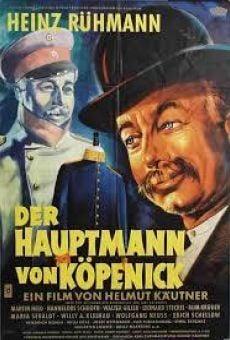 Ver película El capitán Kopenick