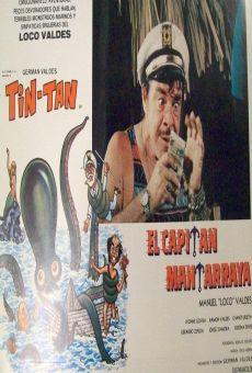 Ver película El capitán Mantarraya