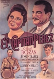 Ver película El Capitán Pérez