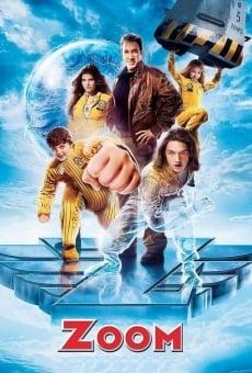 Ver película El capitán Zoom y los pequeños grandes héroes