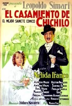 Ver película El casamiento de Chichilo