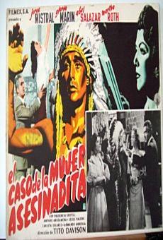 Ver película El caso de la mujer asesinadita