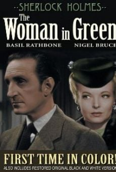 The Woman in Green on-line gratuito
