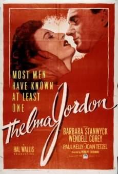 The File on Thelma Jordon online