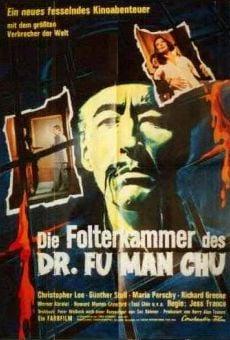 Die Folterkammer des Dr. Fu Man Chu online free