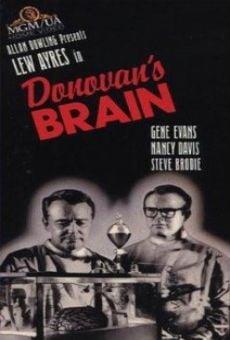 Donovan's Brain online free