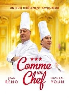 Ver película El chef, la receta de la felicidad