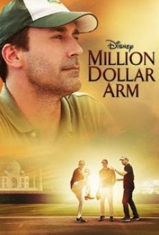 Million Dollar Arm online streaming