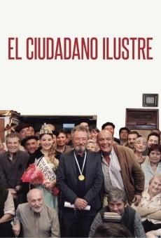 Ver película El ciudadano ilustre