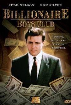 Ver película El club de los jóvenes millonarios