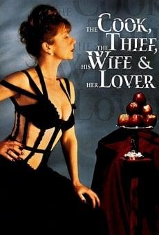 El cocinero, el ladrón, su mujer y su amante online