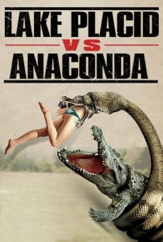 Lake Placid vs. Anaconda en ligne gratuit