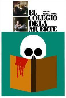 Ver película El colegio de la muerte