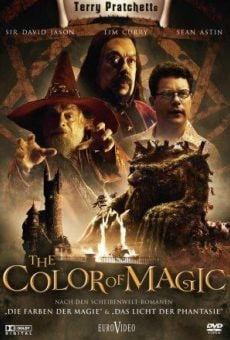 Terry Pratchett's The Colour of Magic online