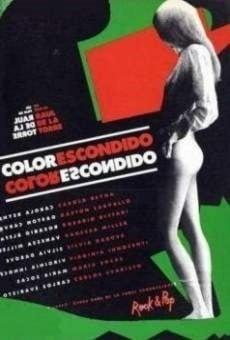 El color escondido online