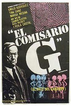 Ver película El comisario G. en el caso del cabaret