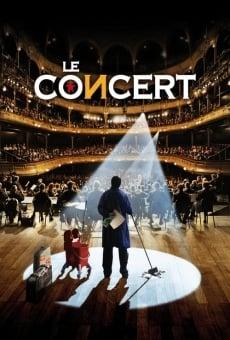 El concierto online