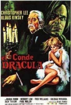 El conde Drácula on-line gratuito