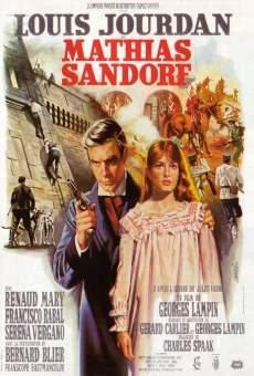 Ver película El conde Sandorf