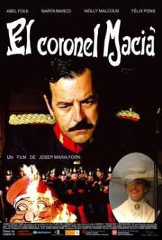 Ver película El coronel Macià