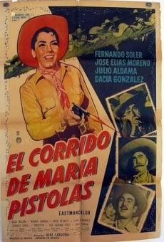 El corrido de María Pistolas online kostenlos