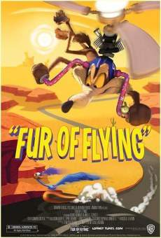 Looney Tunes' The Road Runner & Wile E. Coyote: Fur of Flying on-line gratuito