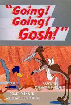 Ver película El Coyote y el Correcaminos: Going! Going! Gosh!