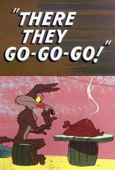 El Coyote y el Correcaminos: There They Go-Go-Go! online