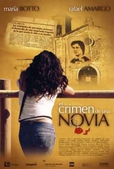 Ver película El crimen de una novia