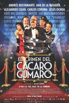 Ver película El crimen del cácaro Gumaro