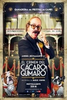 Película: El crimen del cácaro Gumaro