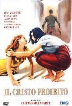Ver película El Cristo prohibido