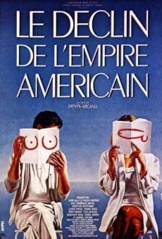 Ver película El declive del imperio americano