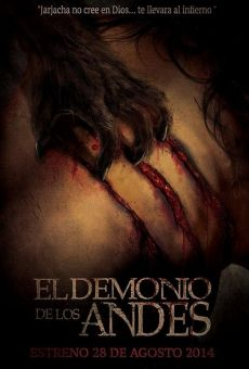 El Demonio de los Andes online streaming