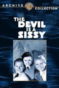 Ver película El demonio es un pobre diablo