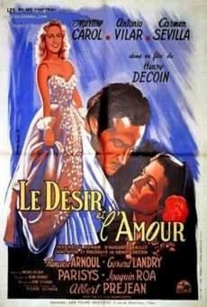 Ver película El deseo y el amor