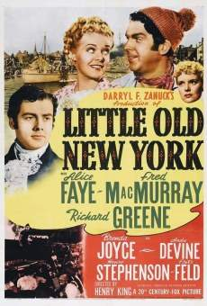 Little Old New York online streaming