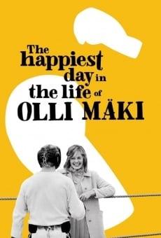 Ver película El día más feliz en la vida de Olli Mäki