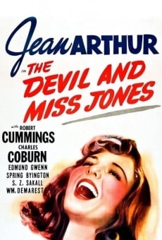 The Devil & Miss Jones on-line gratuito