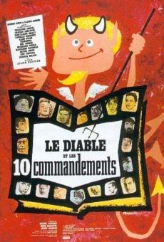 Ver película El diablo y los diez mandamientos