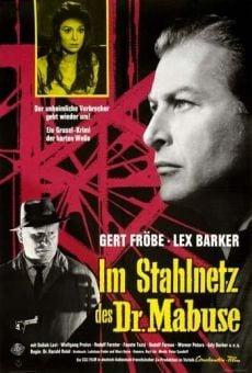 Ver película El diabólico Dr. Mabuse